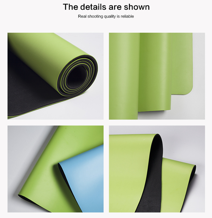 wholesale pu yoga mats
