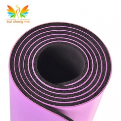 pu yoga mat wholesale