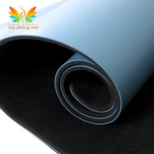 leather yoga mat