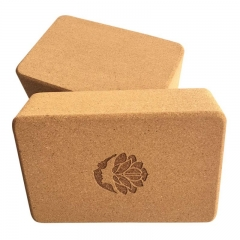 cork yoga bricks wholesale