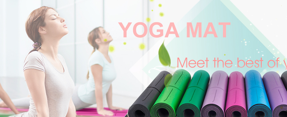Professional natural rubber yoga mats manufacturer-Baishengmei in China